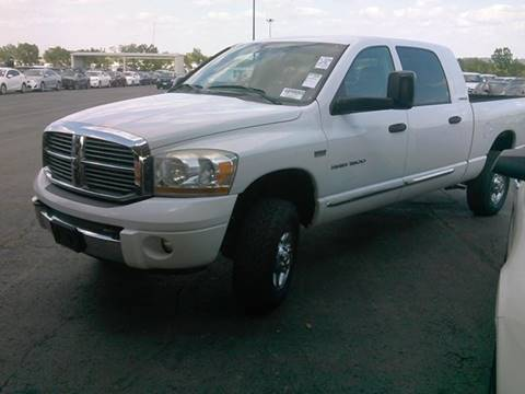 2006 Dodge Ram Pickup 1500 for sale at Yellow Brick Road Auto Sales in Larned KS