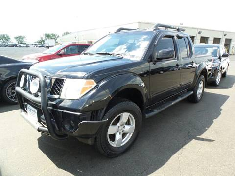 2005 Nissan Frontier for sale at Yellow Brick Road Auto Sales in Larned KS