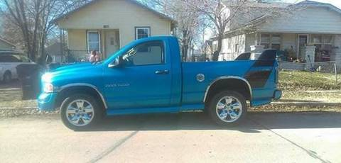 2005 Dodge Ram Pickup 1500 for sale at Yellow Brick Road Auto Sales in Larned KS