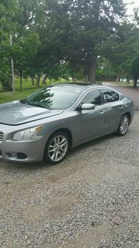 2009 Nissan Maxima for sale at Yellow Brick Road Auto Sales in Larned KS