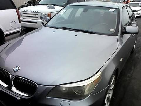 2005 BMW 5 Series for sale at Yellow Brick Road Auto Sales in Larned KS