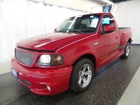 2004 Ford F-150 SVT Lightning for sale at Yellow Brick Road Auto Sales in Larned KS