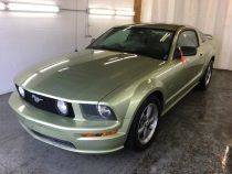2006 Ford Mustang for sale at Yellow Brick Road Auto Sales in Larned KS