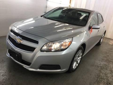 2013 Chevrolet Malibu for sale at Yellow Brick Road Auto Sales in Larned KS