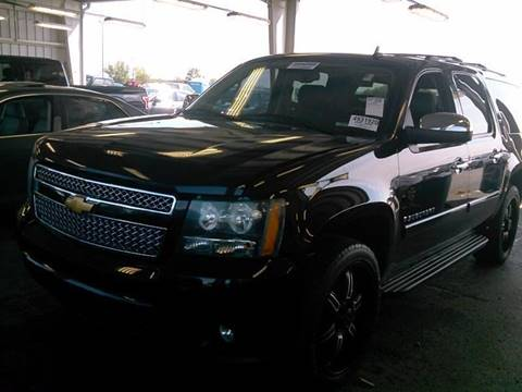 2008 Chevrolet Suburban for sale at Yellow Brick Road Auto Sales in Larned KS