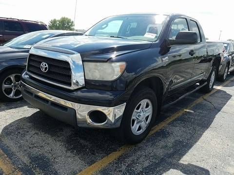 2008 Toyota Tundra for sale in Larned, KS