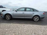 2009 Audi A6 for sale at Yellow Brick Road Auto Sales in Larned KS