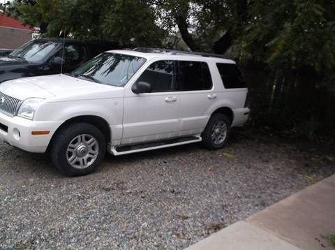 2004 Mercury Mountaineer for sale in Larned, KS