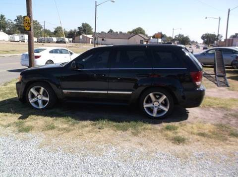 2007 Jeep Grand Cherokee for sale in Larned, KS