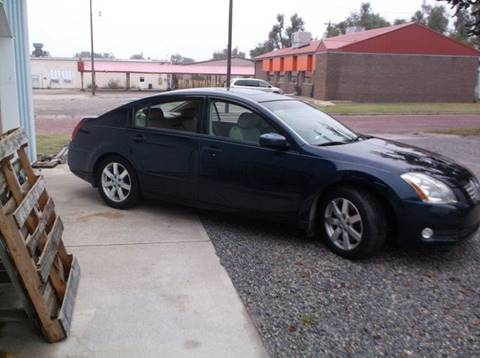 2006 Nissan Maxima for sale in Larned, KS