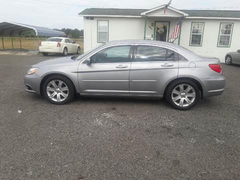 2013 Chrysler 200 for sale in Loris, SC