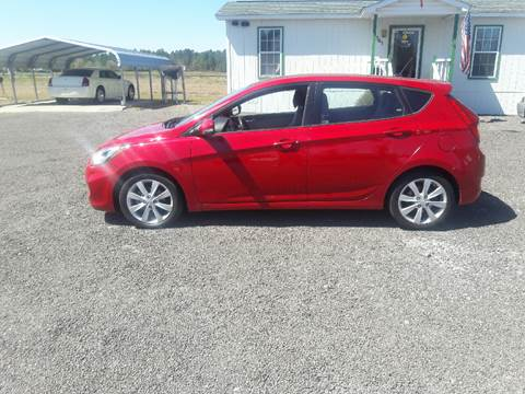 2013 Hyundai Accent for sale in Loris, SC