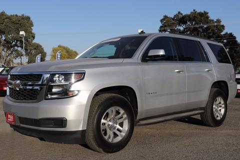2015 Chevrolet Tahoe for sale in Paso Robles, CA