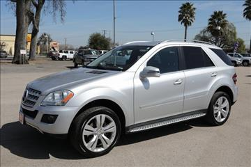 2011 Mercedes-Benz M-Class for sale in Paso Robles, CA