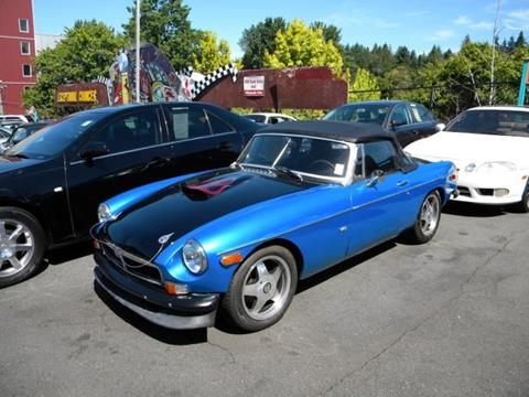 1974 MG B for sale in Seattle, WA
