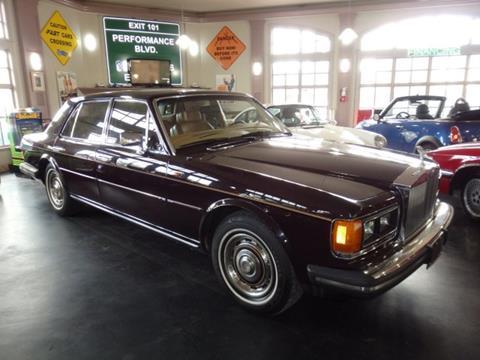 1981 Rolls-Royce Silver Spirit for sale in Seattle, WA