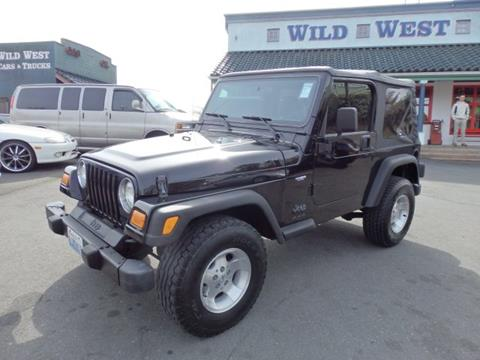 1997 Jeep Wrangler for sale in Seattle, WA