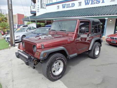 2003 Jeep Wrangler for sale in Seattle, WA