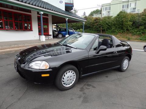 1993 Honda Civic del Sol for sale in Seattle, WA