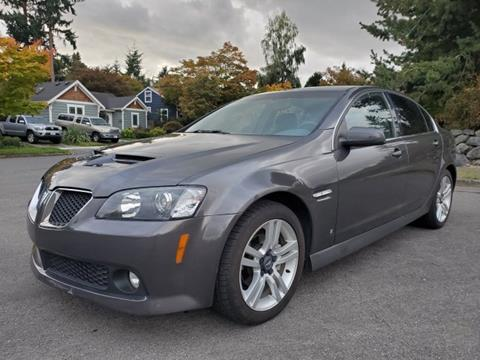 2009 Pontiac G8 for sale in Seattle, WA