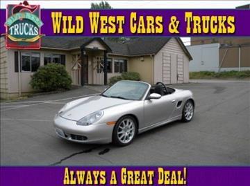 2000 Porsche Boxster for sale in Seattle, WA
