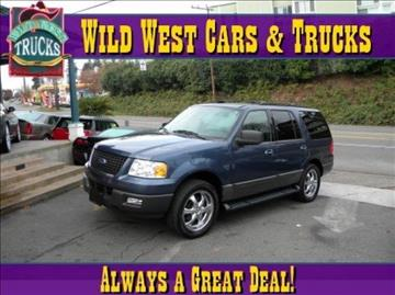 2004 Ford Expedition for sale in Seattle, WA
