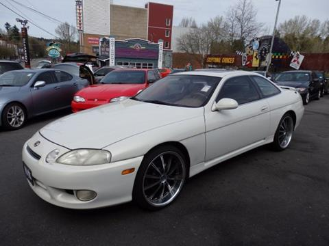 1999 Lexus SC 300 for sale in Seattle, WA