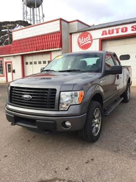 2014 Ford F-150 for sale in Negaunee, MI