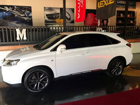 2014 Lexus RX 350 for sale in Richmond, VA