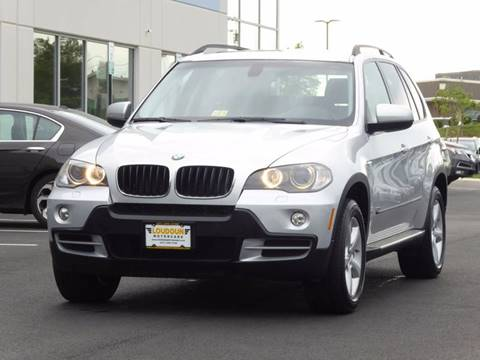 2007 BMW X5 for sale at Loudoun Motor Cars in Chantilly VA