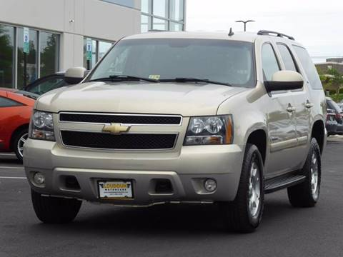2008 Chevrolet Tahoe for sale at Loudoun Motor Cars in Chantilly VA