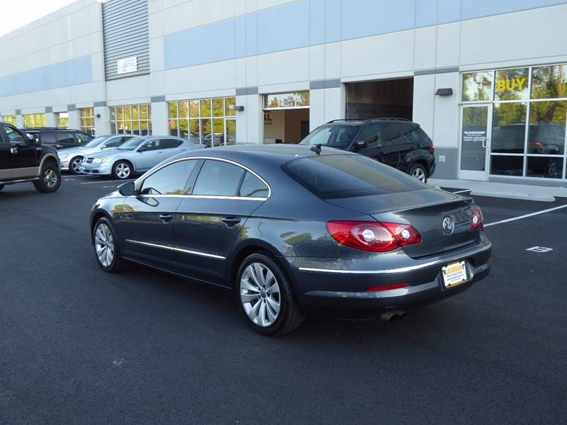 2010 Volkswagen CC for sale at Loudoun Motor Cars in Chantilly VA