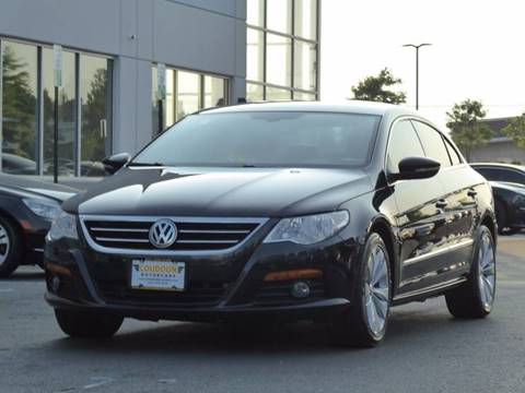 2009 Volkswagen CC for sale at Loudoun Motor Cars in Chantilly VA