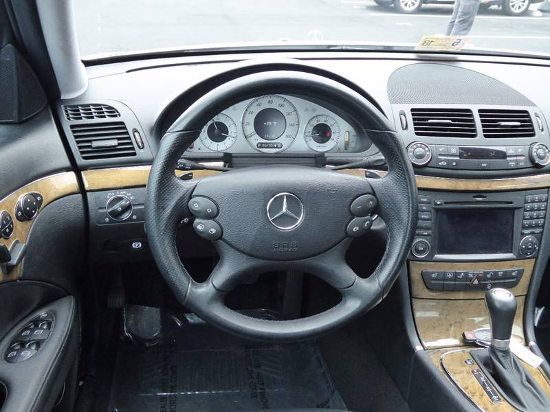 2009 Mercedes-Benz E-Class for sale at Loudoun Motor Cars in Chantilly VA