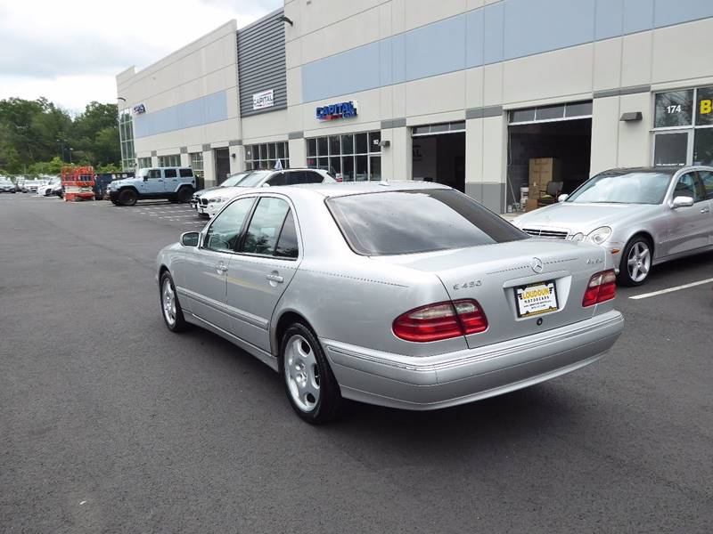 2001 Mercedes-Benz E-Class for sale at Loudoun Motor Cars in Chantilly VA