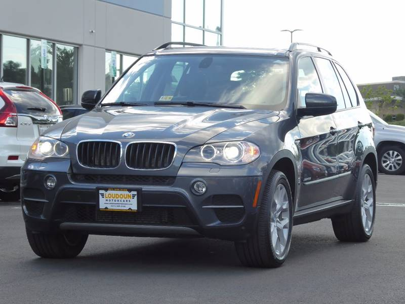 2013 BMW X5 for sale at Loudoun Motor Cars in Chantilly VA