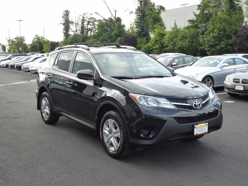 2015 Toyota RAV4 for sale at Loudoun Motor Cars in Chantilly VA
