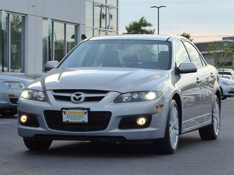 2006 Mazda MAZDASPEED6 for sale at Loudoun Motor Cars in Chantilly VA