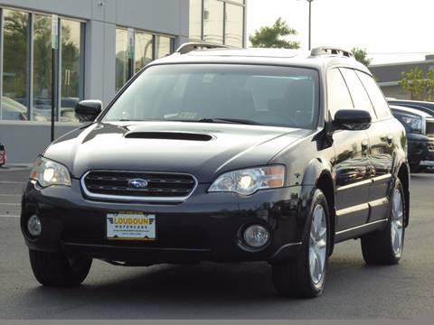2006 Subaru Outback for sale at Loudoun Motor Cars in Chantilly VA
