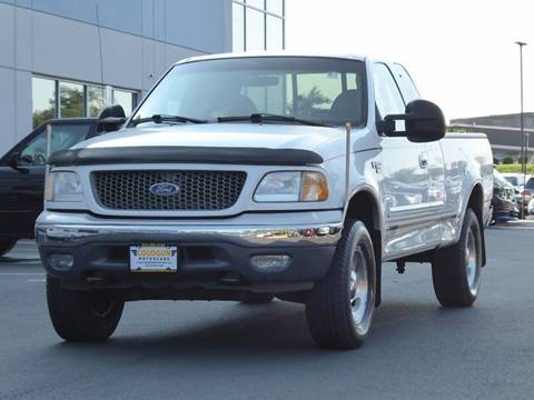 2000 Ford F-150 for sale at Loudoun Motor Cars in Chantilly VA