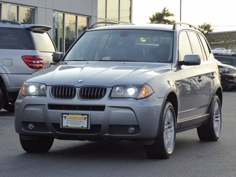 2006 BMW X3 for sale at Loudoun Motor Cars in Chantilly VA