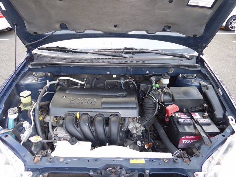 2003 Toyota Corolla for sale at Loudoun Motor Cars in Chantilly VA