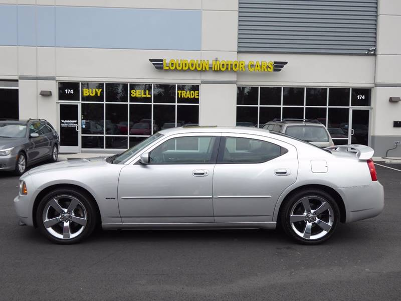 2010 Dodge Charger for sale at Loudoun Motor Cars in Chantilly VA