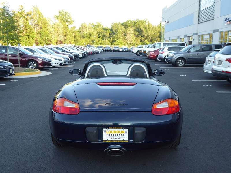 1999 Porsche Boxster for sale at Loudoun Motor Cars in Chantilly VA