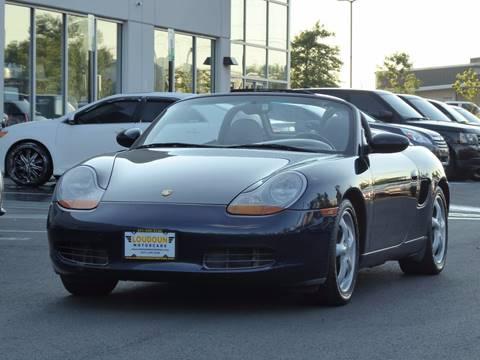 1999 Porsche Boxster for sale at Loudoun Motor Cars in Chantilly VA