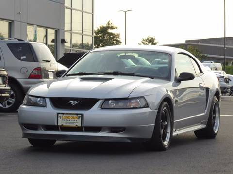 2000 Ford Mustang for sale at Loudoun Motor Cars in Chantilly VA