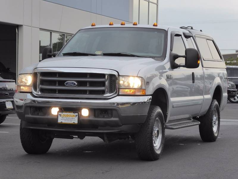 2001 Ford F-250 Super Duty for sale at Loudoun Motor Cars in Chantilly VA