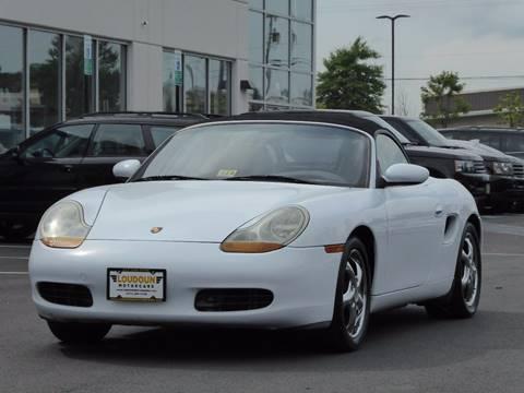 1998 Porsche Boxster for sale at Loudoun Motor Cars in Chantilly VA