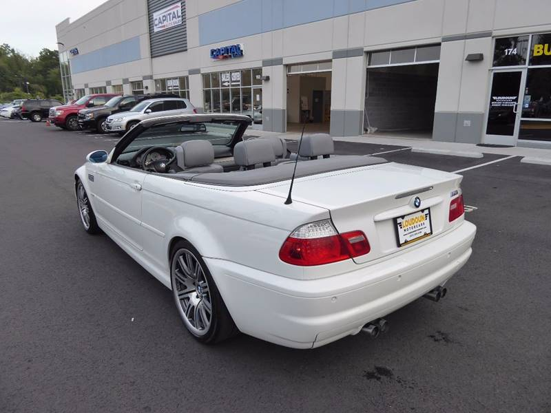 2004 BMW M3 for sale at Loudoun Motor Cars in Chantilly VA