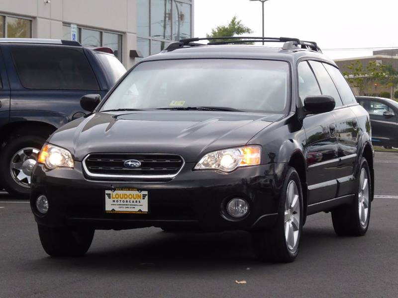 2007 Subaru Outback for sale at Loudoun Motor Cars in Chantilly VA